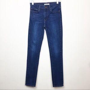 Levi Slim Skinny Denim Skinny Jeans Size 29